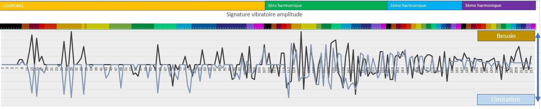 Signature vibratoire